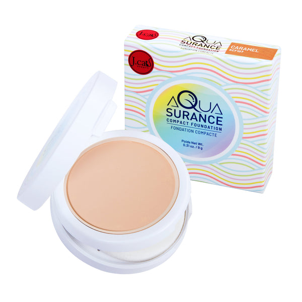 Aquasurance Compact Foundation (Medium Beige)