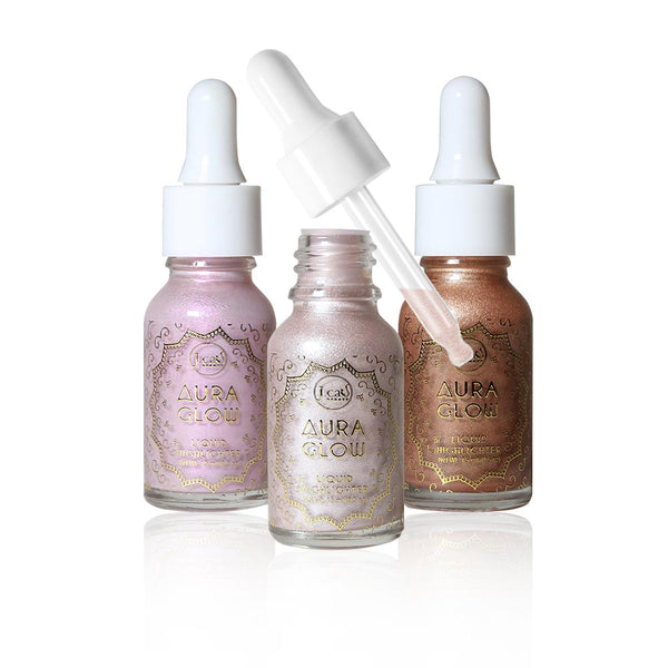 Aura Glow Liquid Highlighter (Crystal Sand)