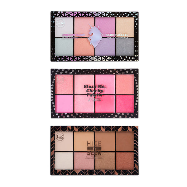 Blush Me,  Cheeky palette