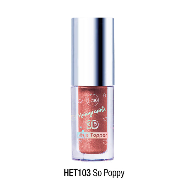 Holographic Eye Topper (So Poppy)