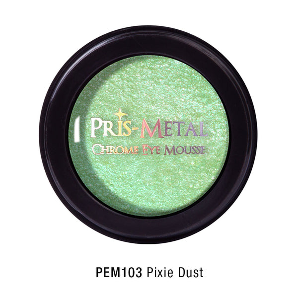 Pris-Metal Chrome Eye Mousse (Pixie Dust)