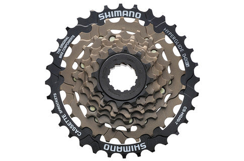 Shimano CS-HG20-7 Cassette Sprocket 7 Speed 12-32T