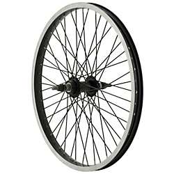 Diamondback 34-28-072 20''x1.75'' Rear Wheel (Black)