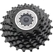 Shimano CS-HG50 Cassette Sprocket 7 Speed 12-28T (black)