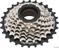 Shimano MF-TZ21 Sprocket 7 Speed 14-28T (Black)