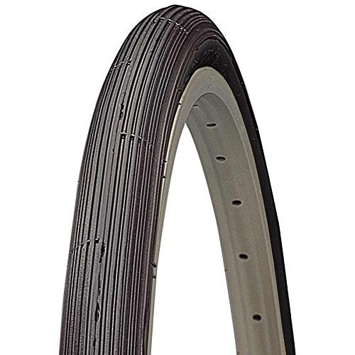 Kenda S-6 Tire 26''x1-3/8''x1-1/4'' Steel Bead (Black)