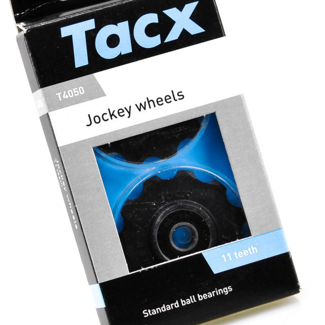 Tacx Rear Derailer Pulley Ball Bearing (Black)