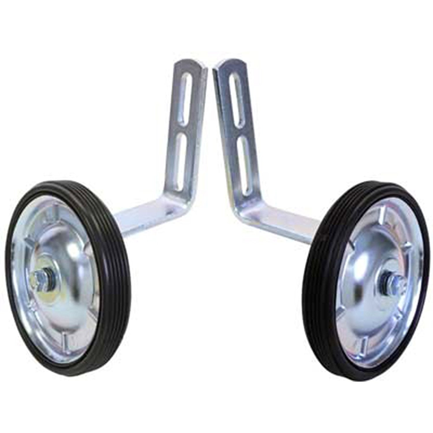 Wald Training Wheels 12in-16in (Silver)