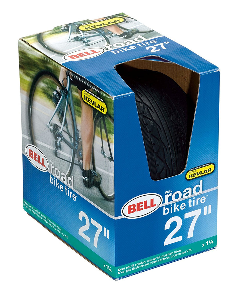 Bell 27''x1 3/8'' Road Bike Tire With Kevlar