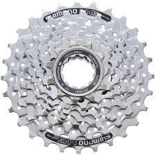 Shimano CS-HG51-8 Cassette Sprocket 8 Speed 11-32T (Chrome)