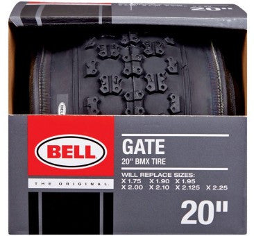 Bell Gate 20'' BMX Bike Tire With Kevlar Fiber
