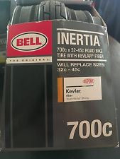 Bell Inertia 700Cx32-45C Tire With Kevlar