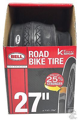 Bell Streetster 27''x1 1/4'' Road Bike Tire With Kevlar