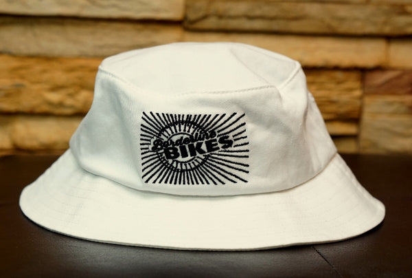 Borderline Bucket White Hat