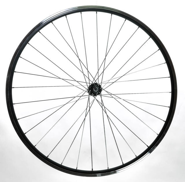 Equation R23 700Cx28-38C Front Wheel (Black)