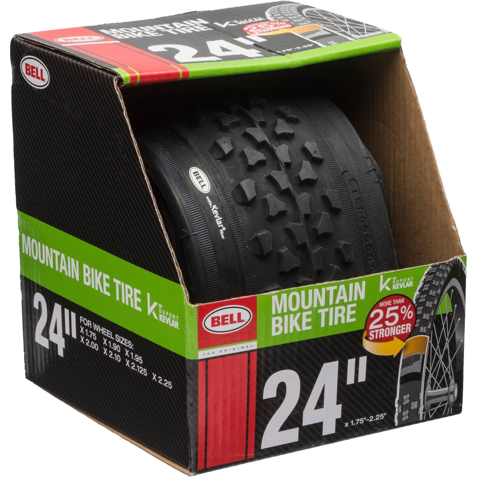 Bell Traction 24'' Mountain Bike Tire With Kevlar Fiber