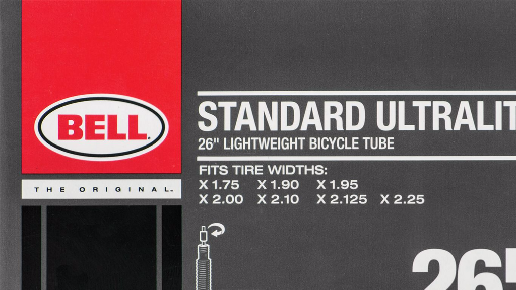 Bell Standard Ultralite 26'' Lightweight Bicycle Presta Valve Tube