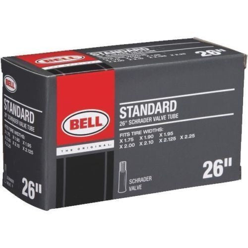 Bell Self Sealing 26''x1.75-2.25'' Schrader Valve Tube