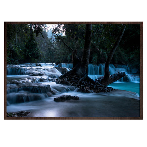 WATERFALL PLAKAT