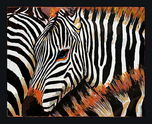ZEBRA CROWD