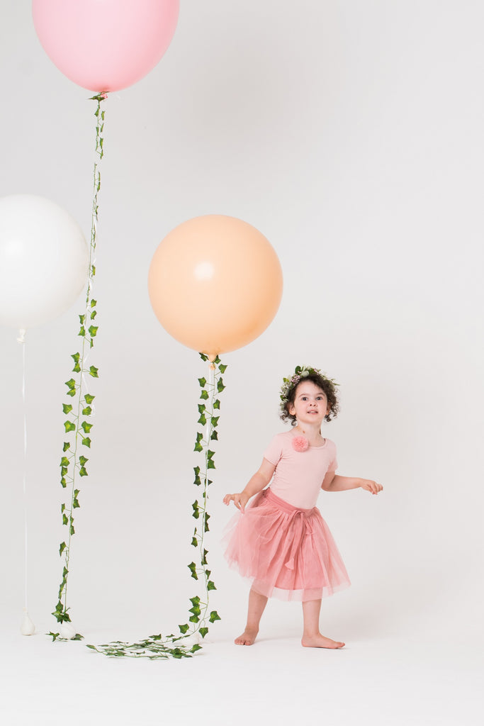 Dusty Pink Tutu Skirt