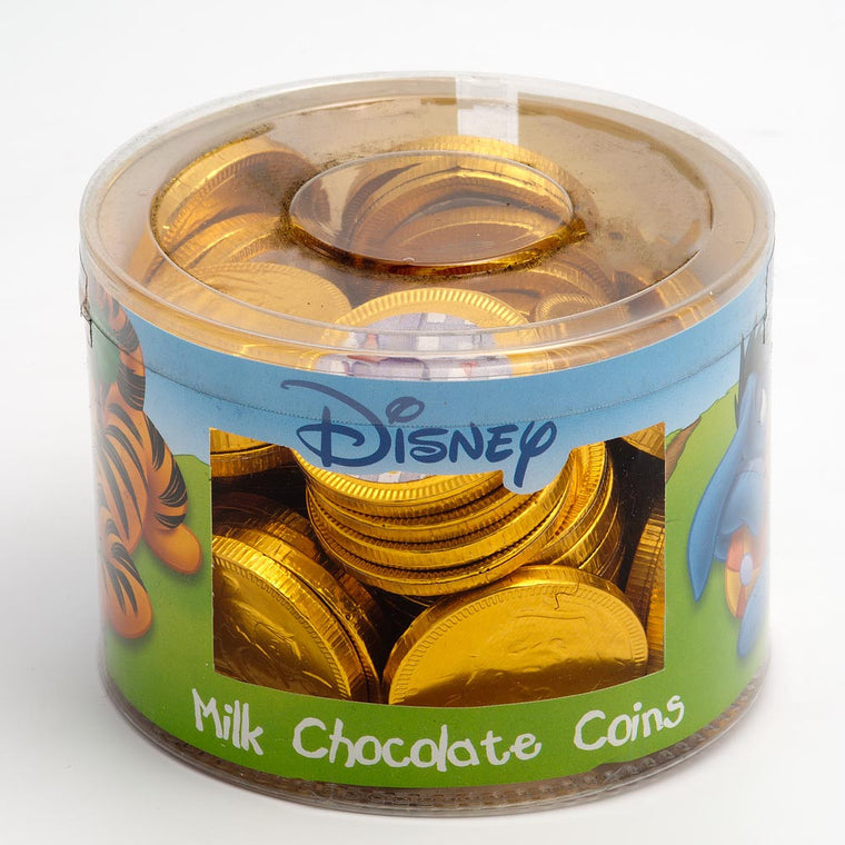 Chocolate Disney Coins