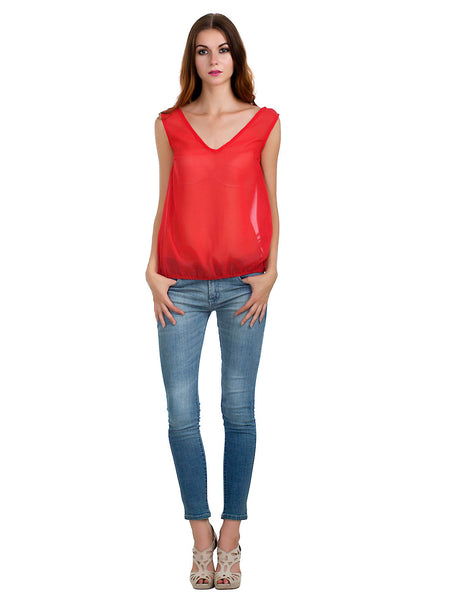 Red Summer Dream Top