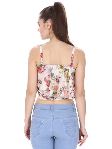 Spring Fling Crop Top