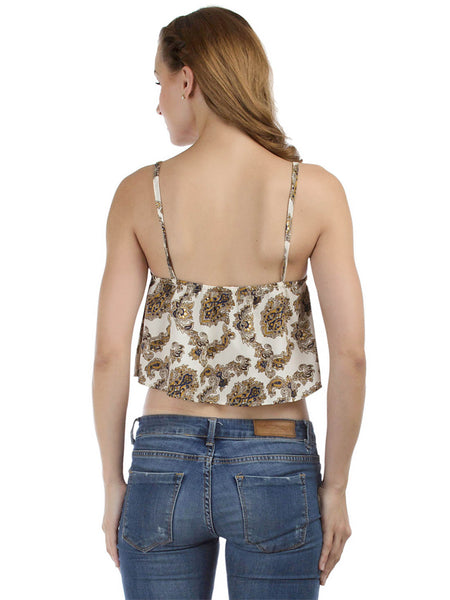 Ornate Crop Top