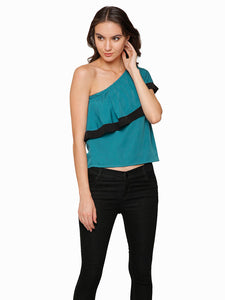 Tinsley One Shoulder Top