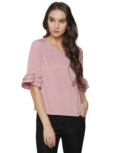 Bella Tiered Sleeve Top