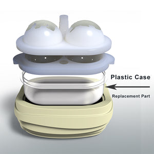 Plastic Case for Polar Animals