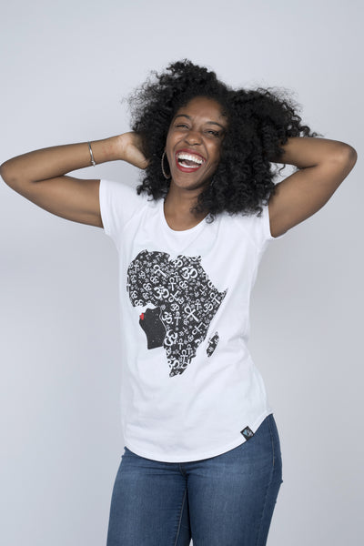 Africa Fro tee