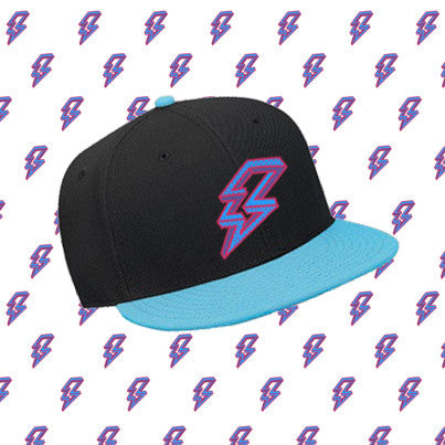 Limited Edition Lightning Bolt Hat