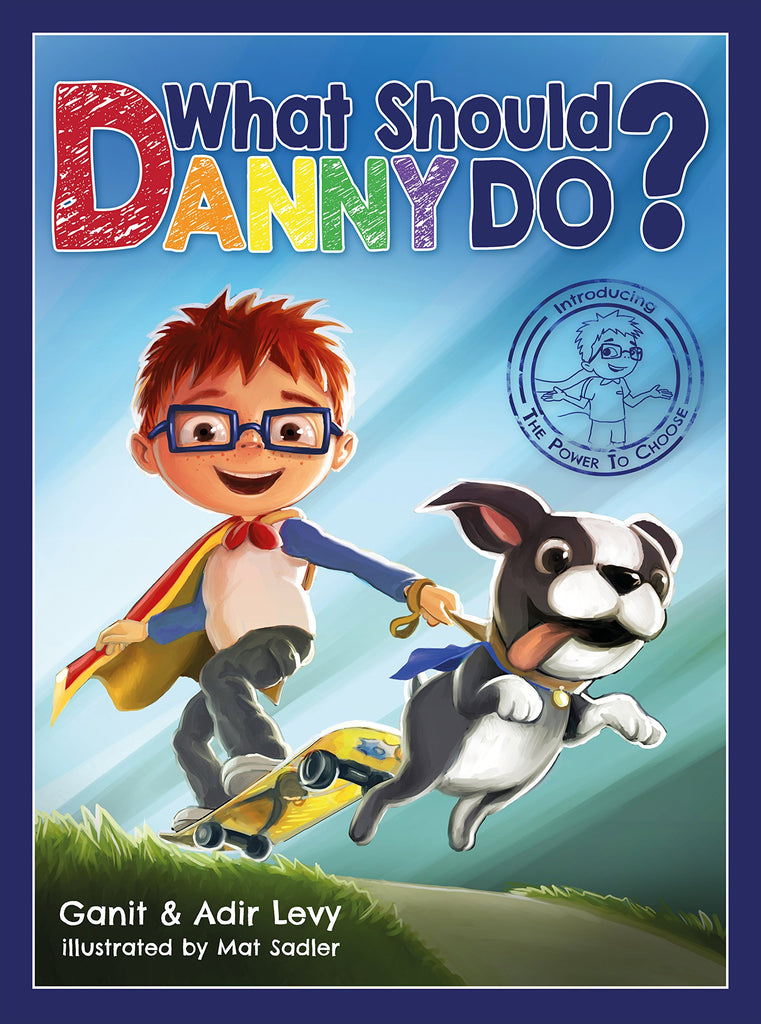 What Should Danny Do? A Perfect Interactive Book!