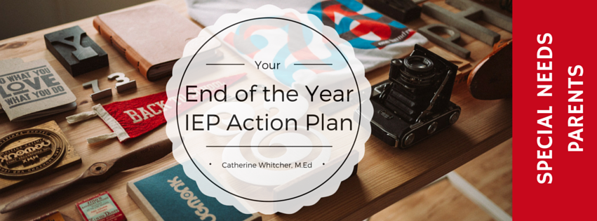 End of the Year IEP Action Plan