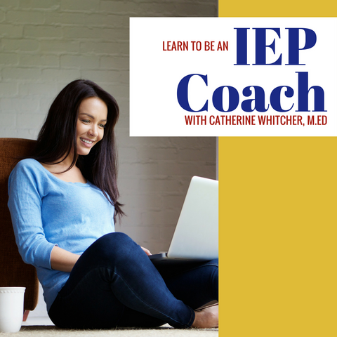 Become an IEP Coach