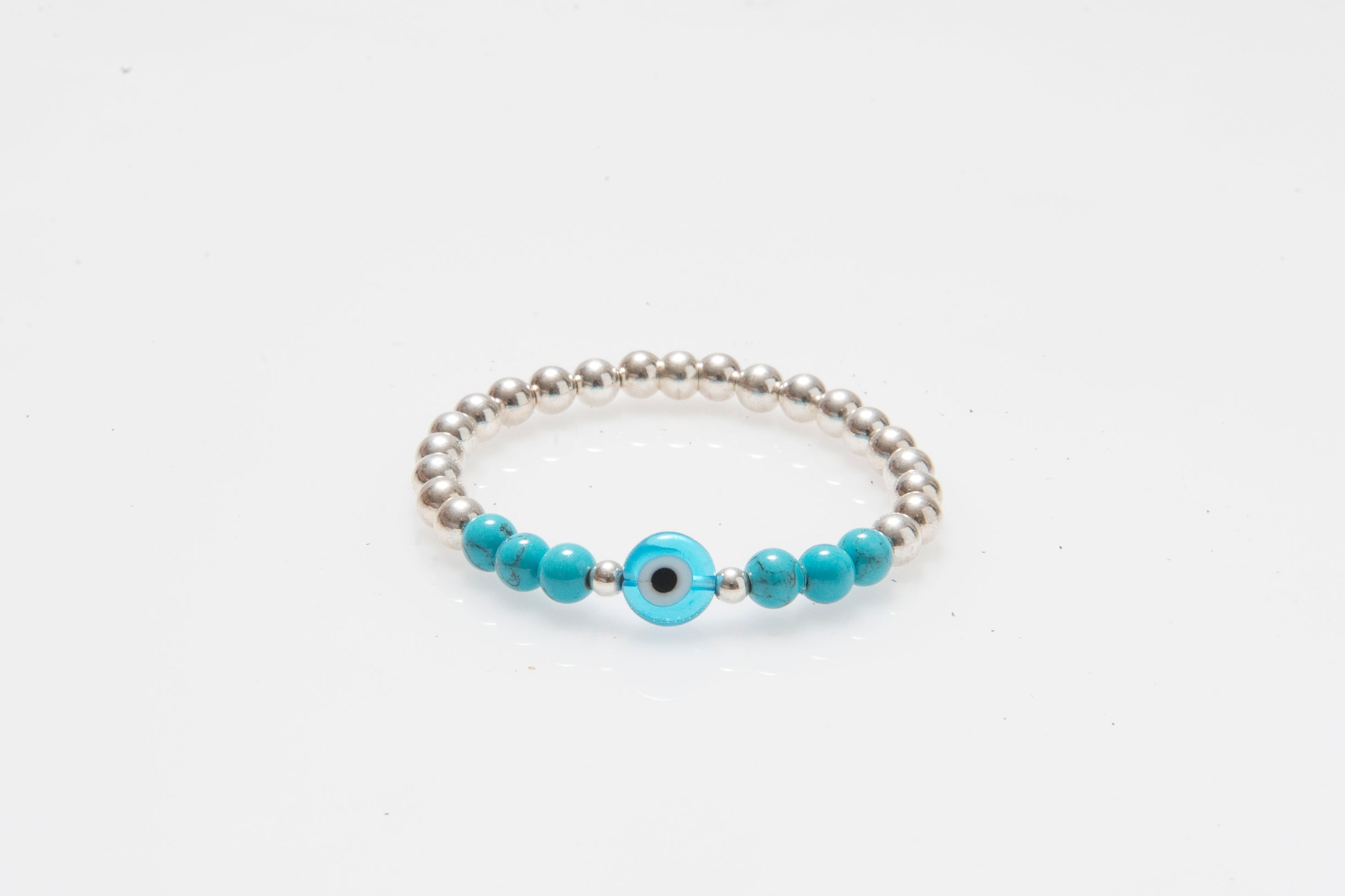 Blue Howlite Protection Eye