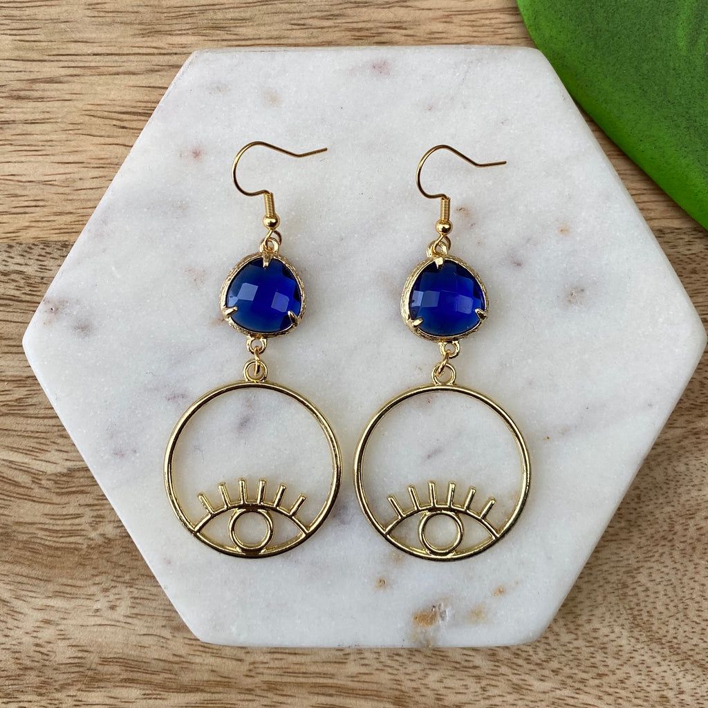 Athena Protect Earrings #001