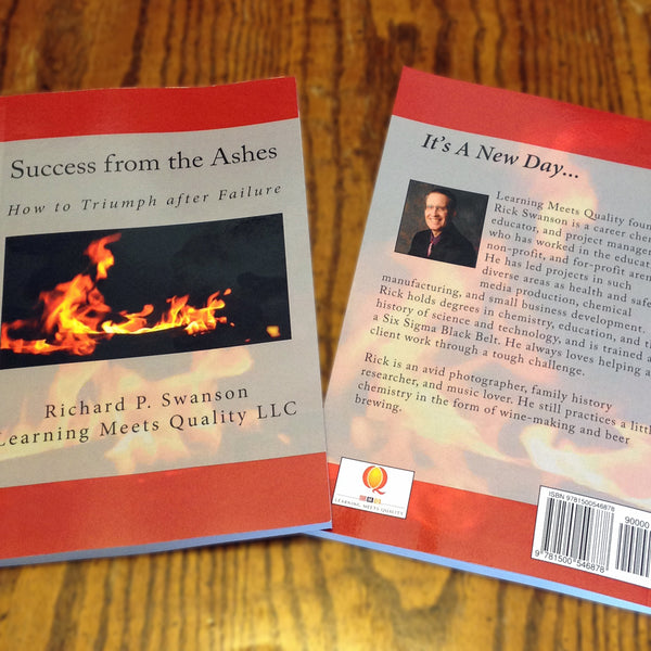 Book - Success from the Ashes