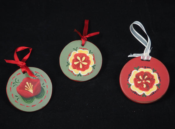 Ornament - small ($8)