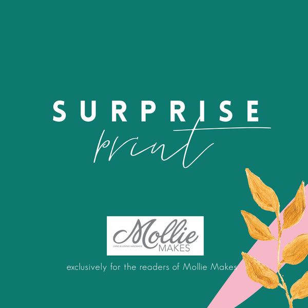 Your Exclusive Mollie Makes Free Printable Is Here!