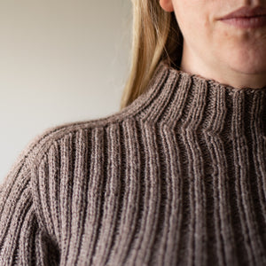 Twist Rib Sweater