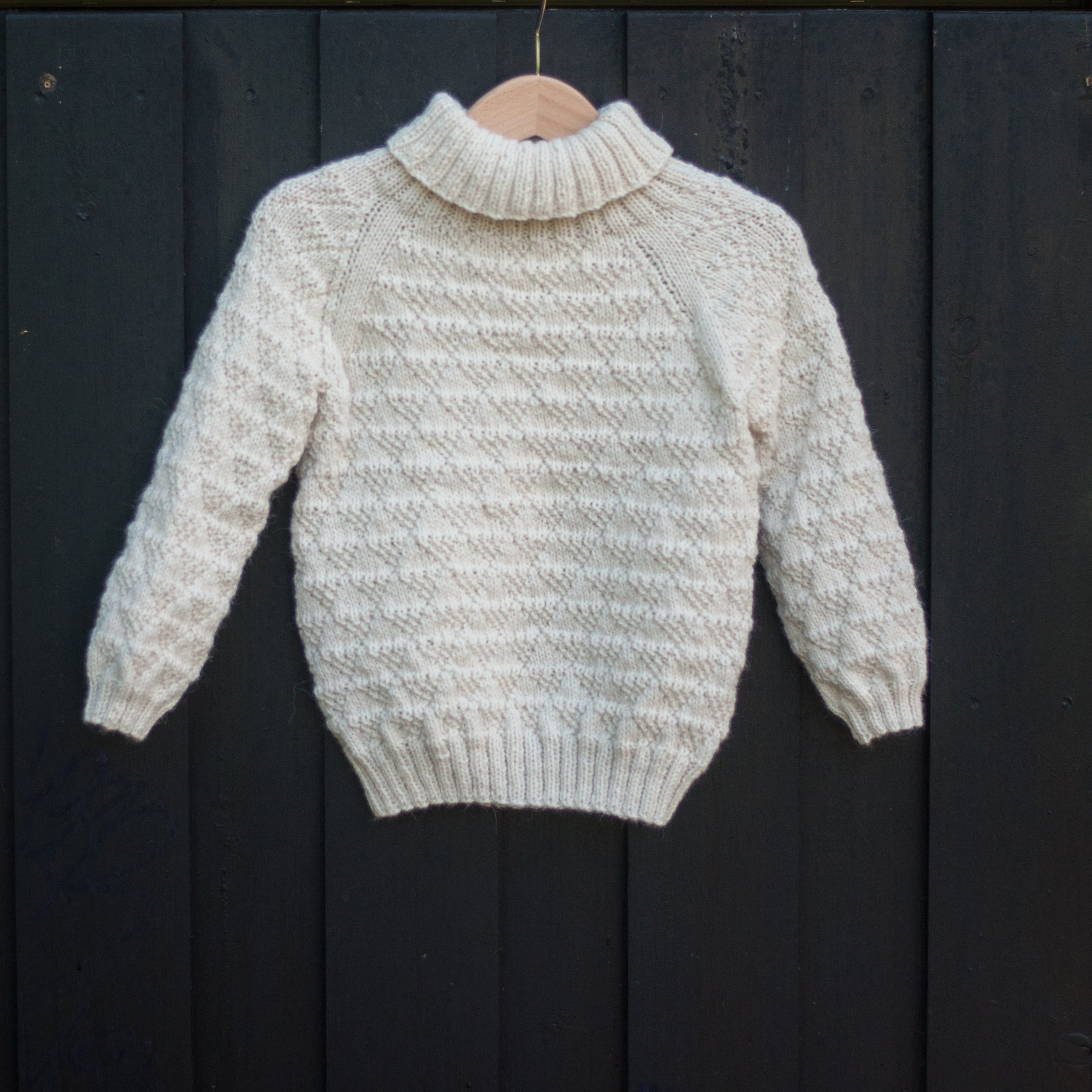 Nordic Autumn Sweater