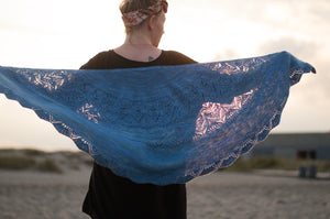 Gaia Shawl (English)
