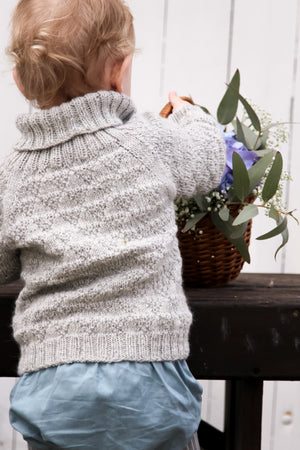 Nordic Autumn Sweater (English)