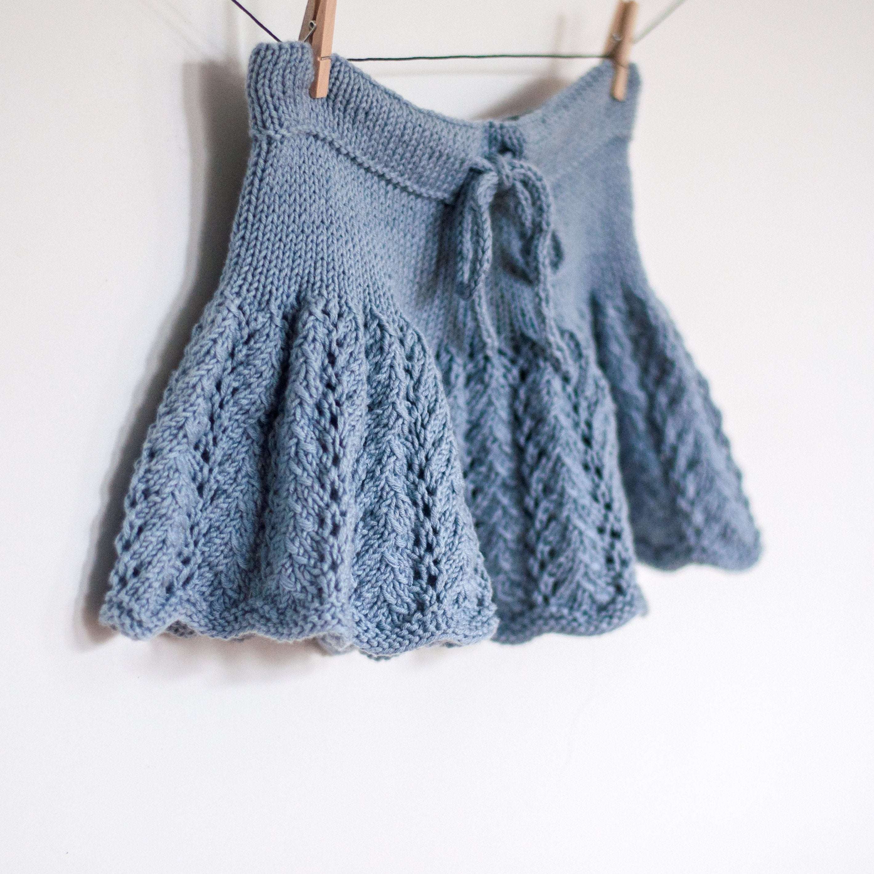 Summer Lace Skirt