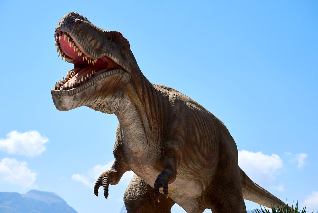 Don Your Dinosaur Tail And Visit Jurassic Kingdom This Summer