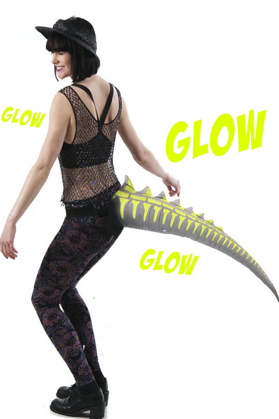 Glow in the dark Dino - Tail bone