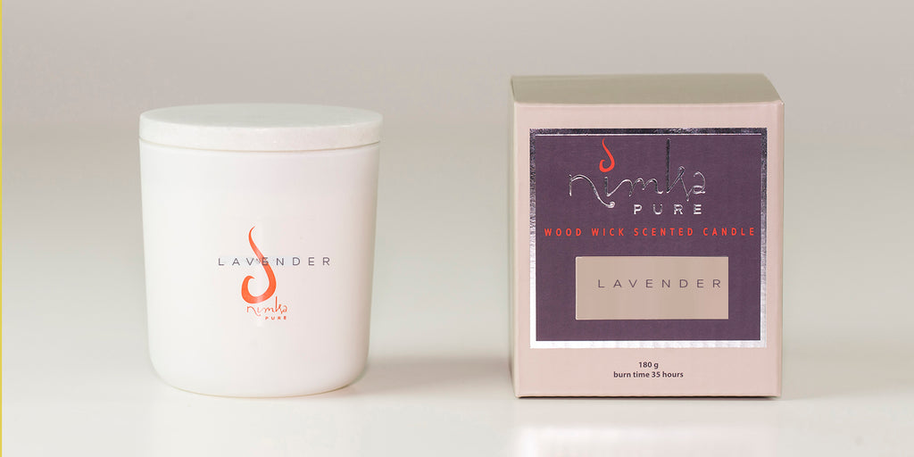 Small Candle<br><b>Lavender</br></b>